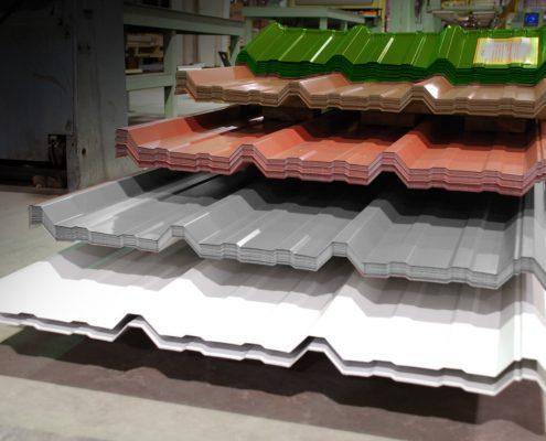 Steel Building Colors