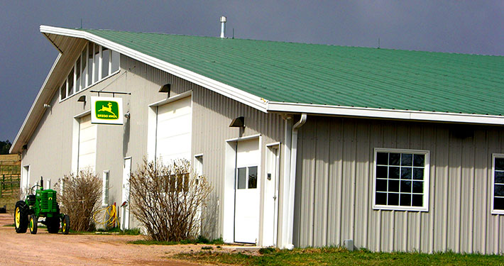 Agricultural Building
