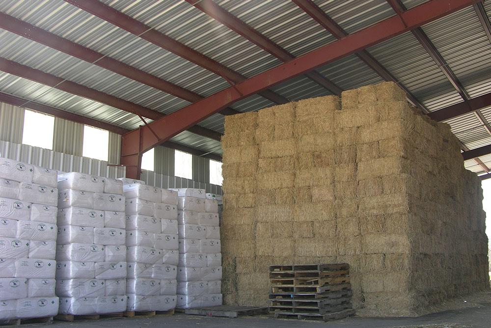 Agricultural Buildings Hay Barns Farm Storage Buildings