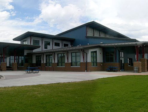 Recreational Building