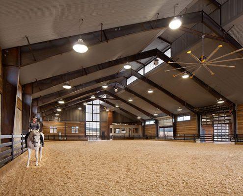 Equine Arena