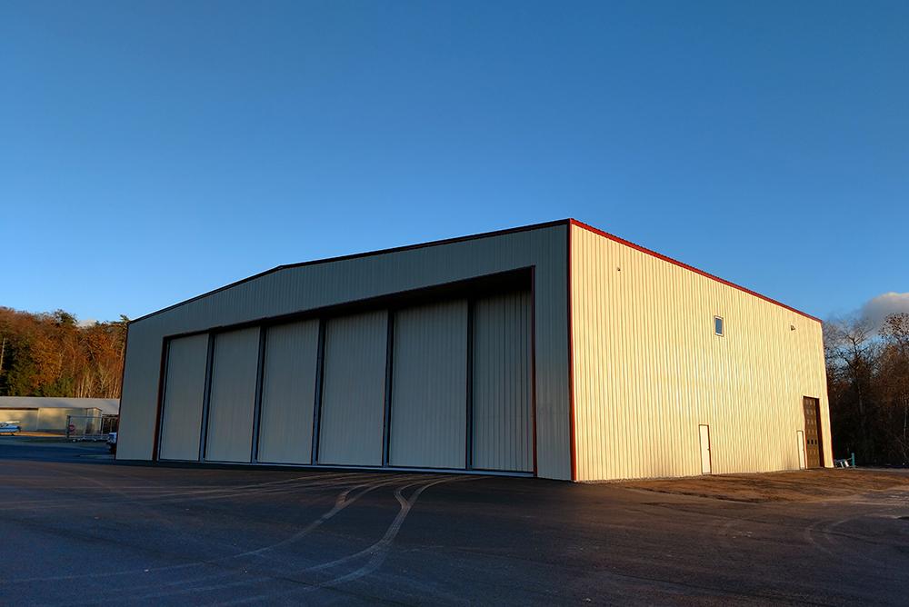 Steel Aircraft Hangars T Hangars Airplane Shade Hangars
