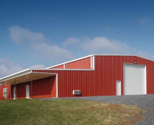 Indiana Metal Buildings