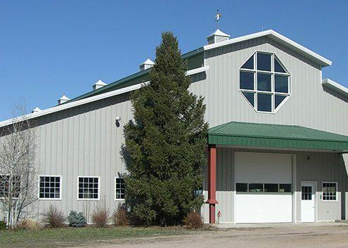 Metal Buildings Maine