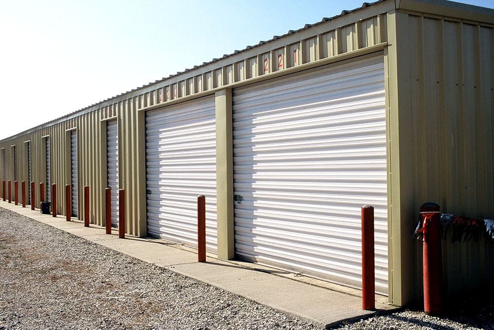 Steel Self Storage Buildings And Prefab Mini Storage Units