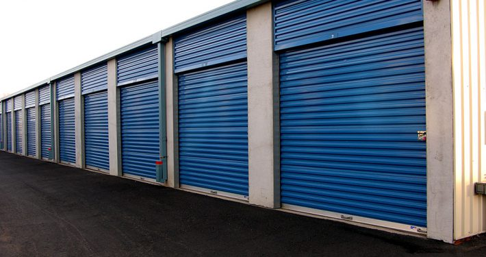Self Storage With Roll Up Doors