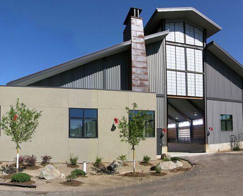 Metal Buildings Montana