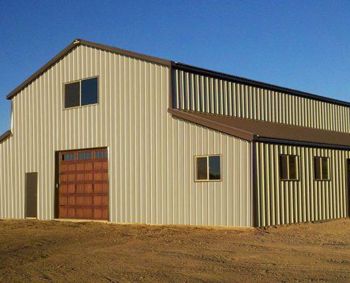 Metal Buildings Nebraska