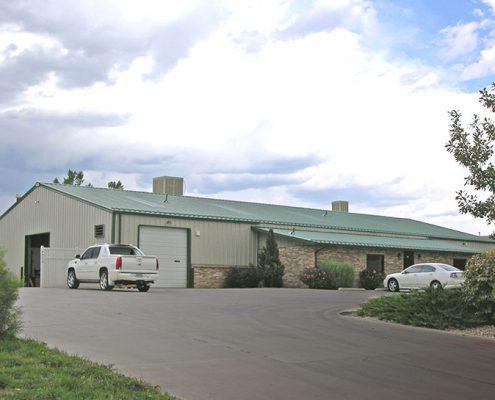 Metal Buildings Oregon