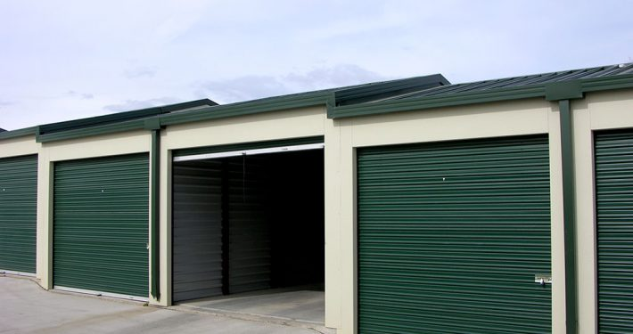 Steel Self Storage Building