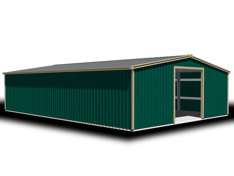 39x57x12 Metal Building Special