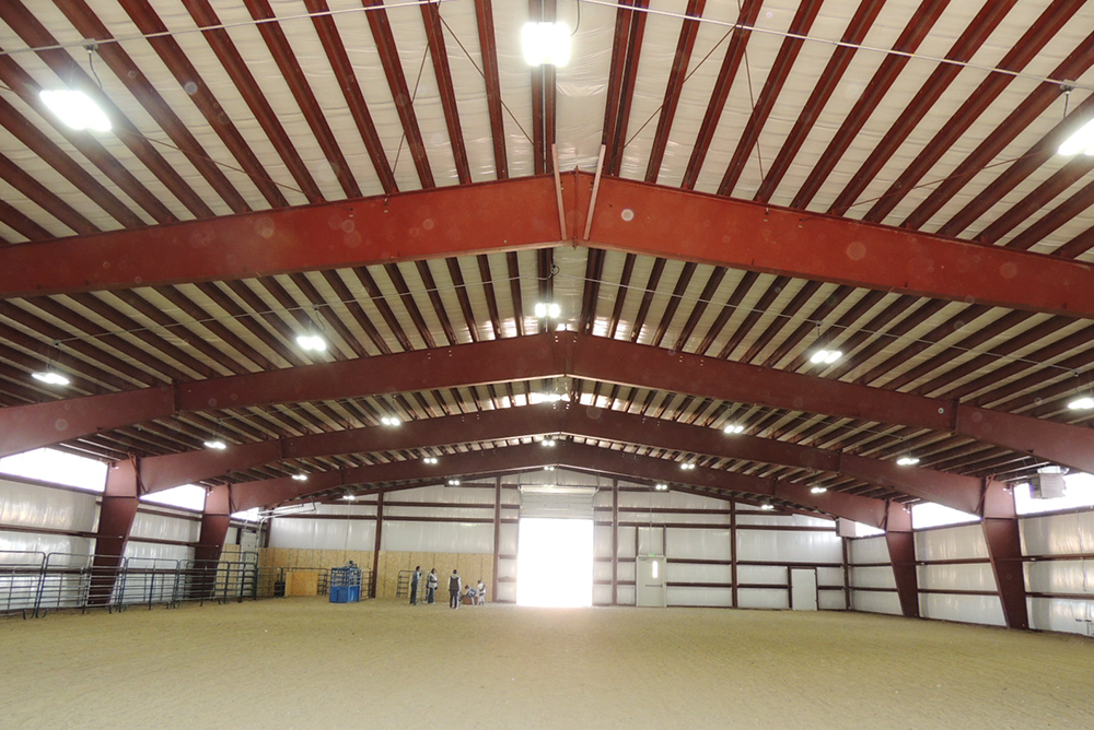 Equestrian Buildings Horse Barns Indoor Riding Arenas