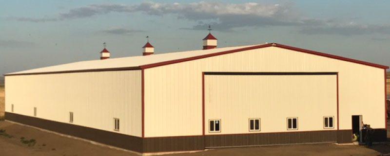 Alaska Metal Buildings