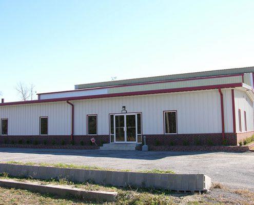 Illinois Metal Buildings
