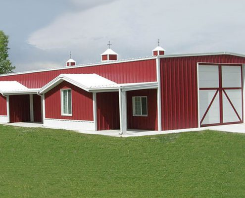 Kansas Metal Buildings