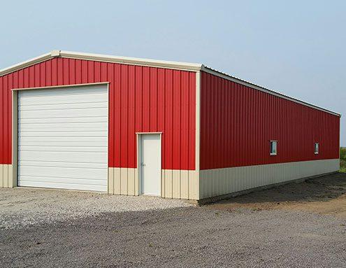 Metal Buildings Louisiana