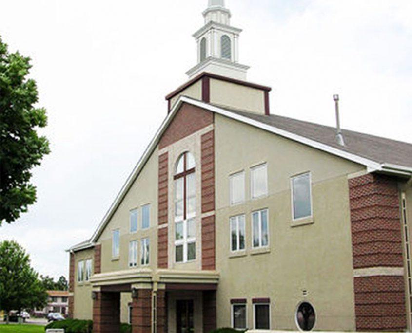 Steel Building Religious Center