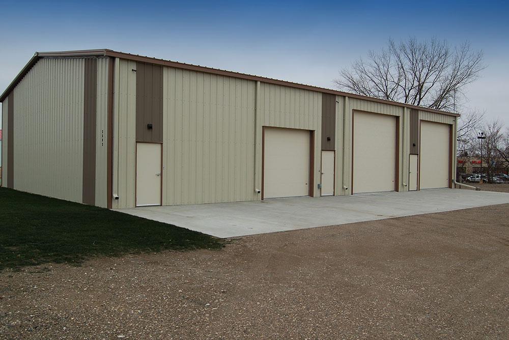 American-Made Metal Shops & Garage Kits | Sunward Steel ...