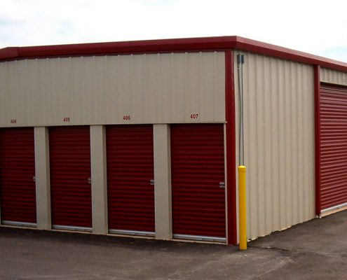 Metal Self Storage Building