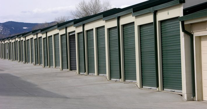 Metal Self Storage Kits