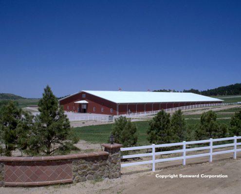 Equestrian Building