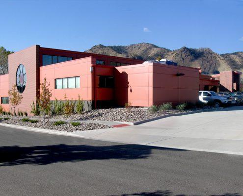 Commercial Metal Building in Golden, CO