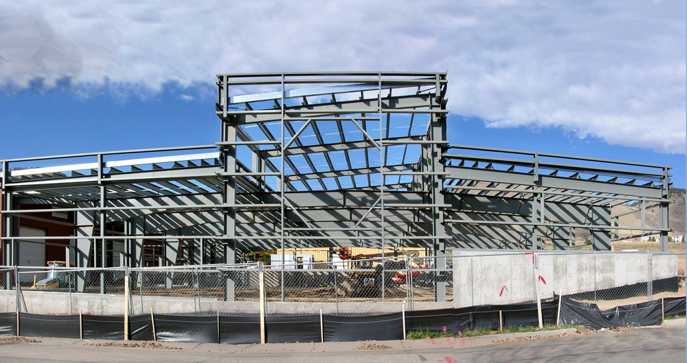 Metal Building Construction Golden, CO