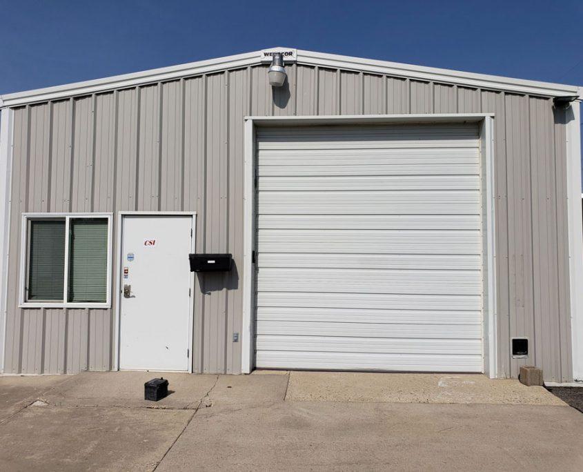 Metal Building in North Dakota