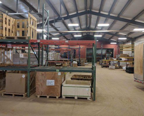 Industrial Steel Building ND