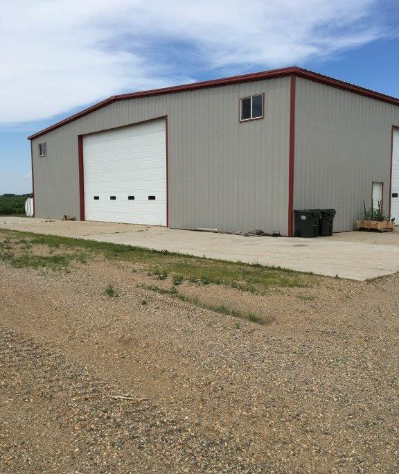North Dakota Agricultural Building