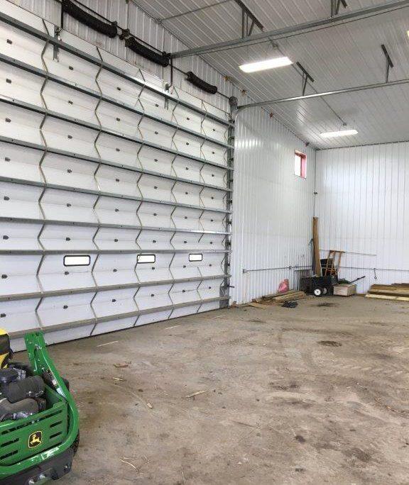 Large Equipment Door