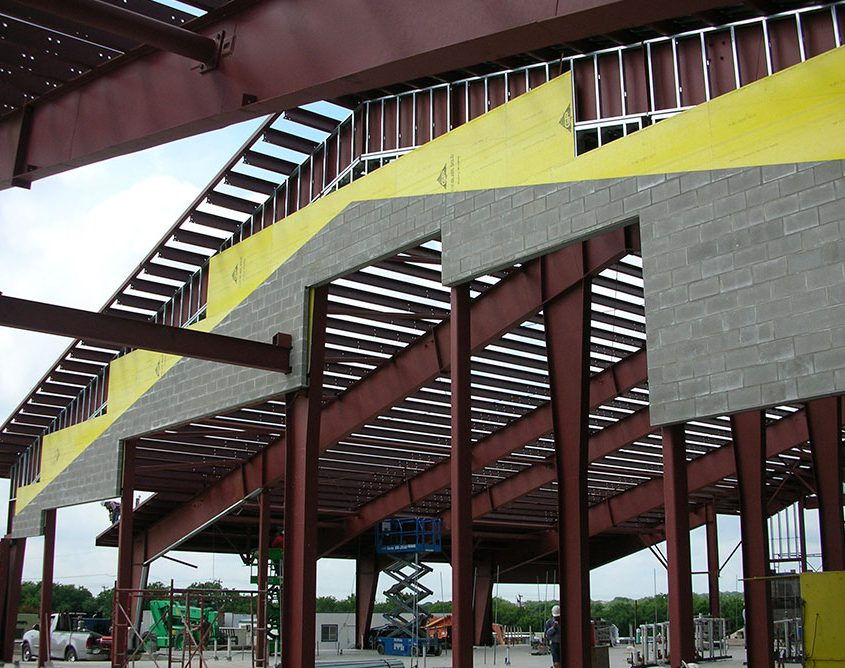Steel Building Construction in TX