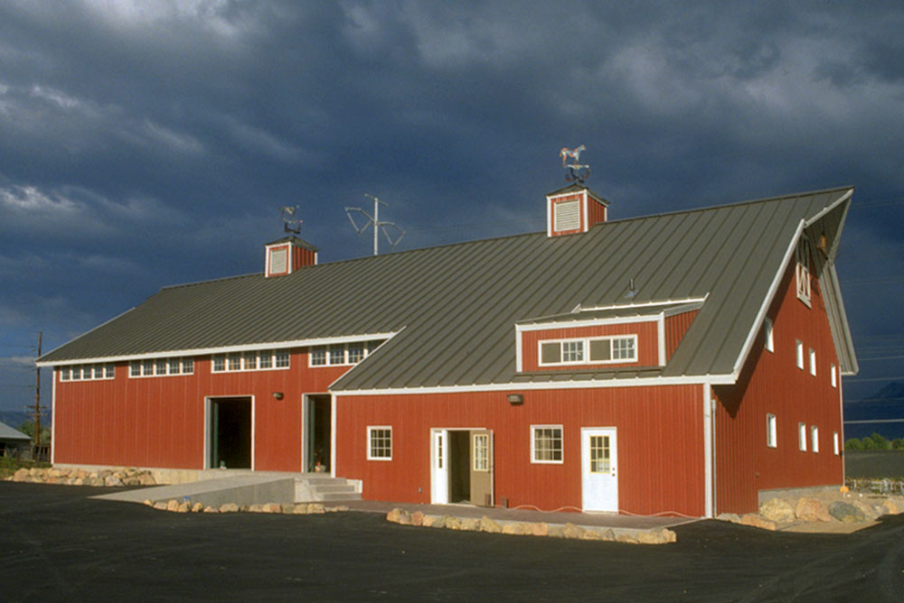 Barndominiums Barn Home Kits Shops With Living Quarters