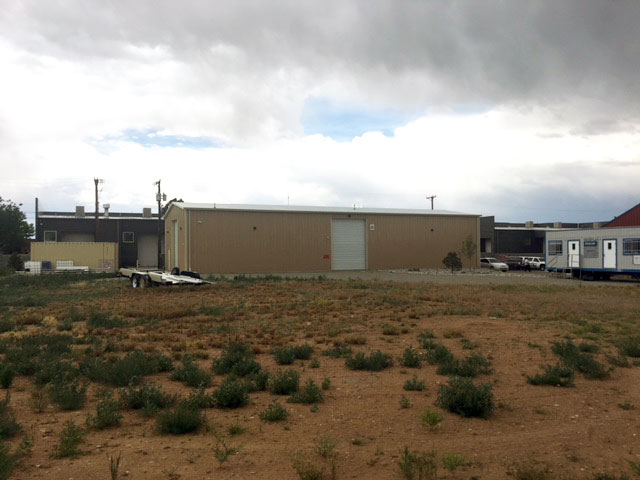 Storage Building NM