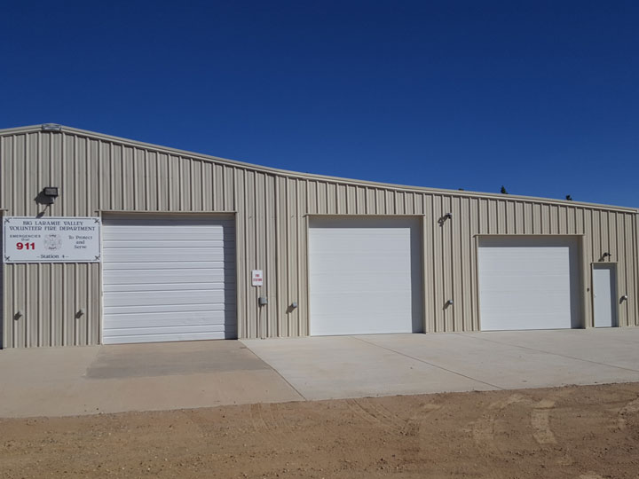 Metal Garage Kit Wyoming