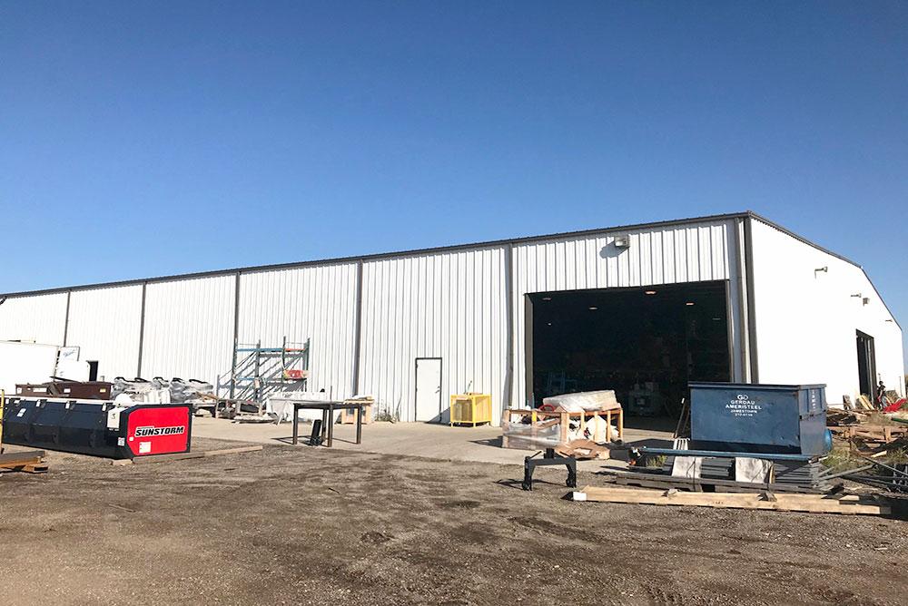 Warehouse and Distribution Facility