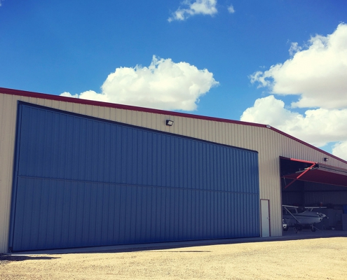 Hangar Doors