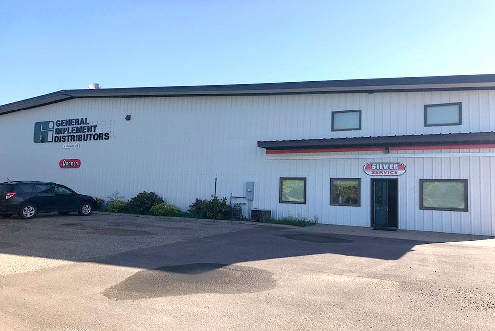 Metal Distribution Warehouse