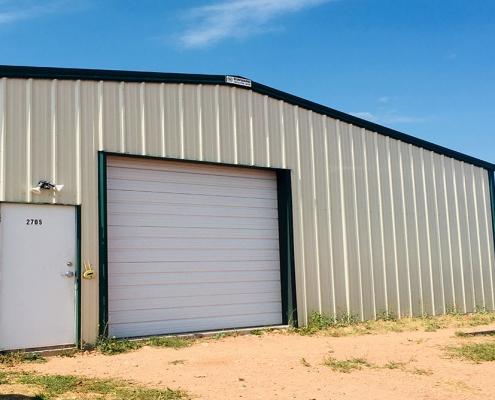 Metal Workshop Building Kit