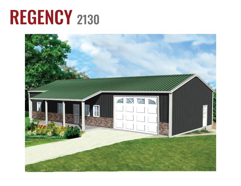 2130 sqft Steel Home