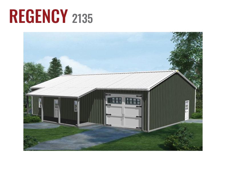 Steel Home 2135 sqft