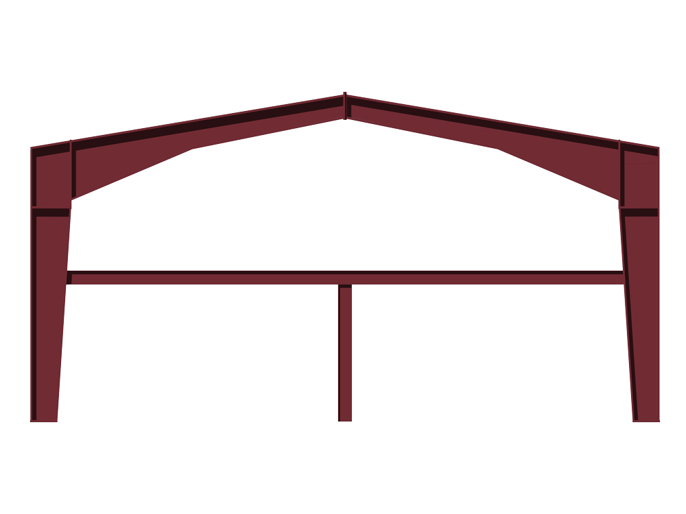 Gable With Mezzinine