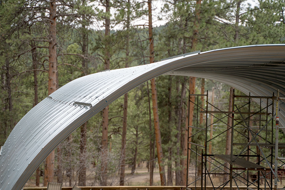 Arch Metal Construction