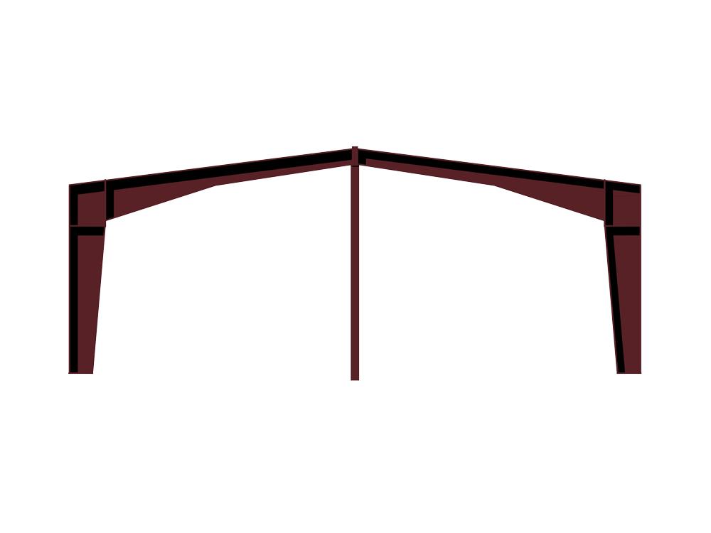 Multispan Frame