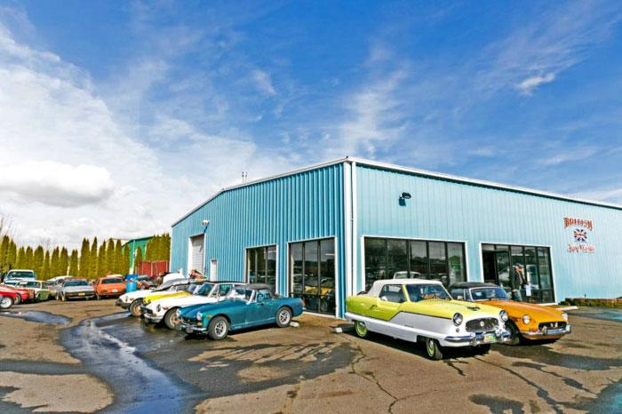 Metal Auto Shop