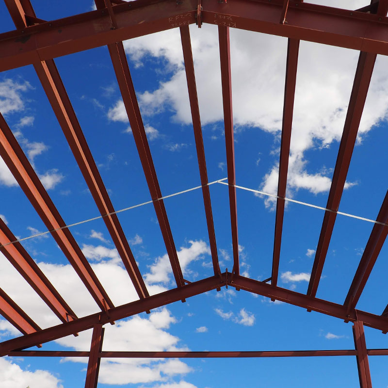 Metal Building Frames