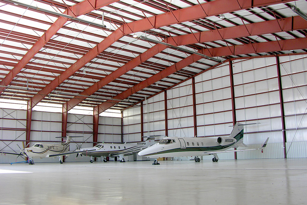 Colorado Airplane Hangar