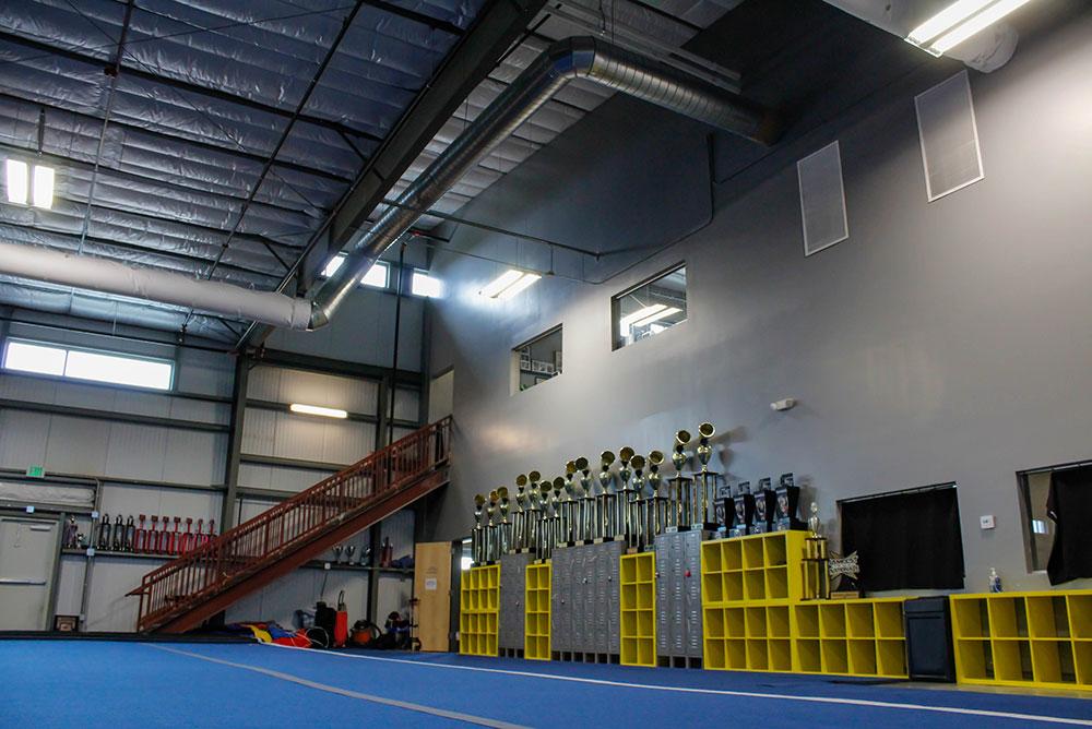 Metal Building Recreational