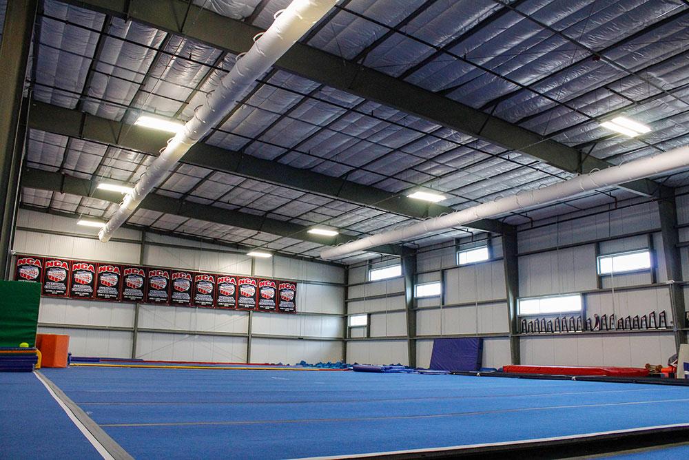 Metal Recreational Complex
