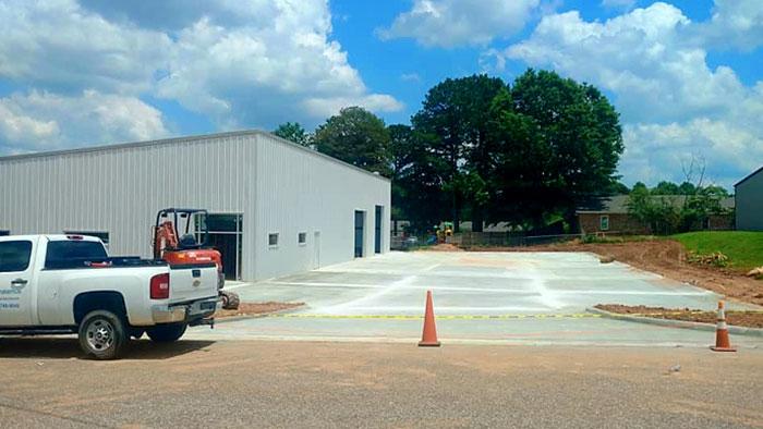 Metal Building Alabama